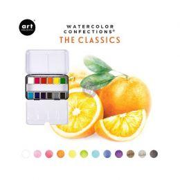 Palette d'aquarelle THE CLASSICS par Prima Marketing. Scrapbooking et loisirs créatifs. Livraison rapide et cadeau dans chaqu...