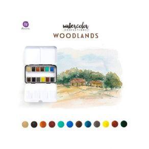 Palette d'aquarelle WOODLANDS