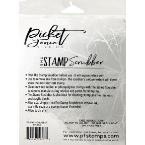 Eponge nettoyante pour tampons STAMP SCRUBBER par Picket Fence Studios. Scrapbooking et loisirs créatifs. Livraison rapide et...