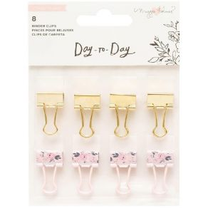 Pinces Maggie Holmes Day To Day BINDER CLIPS