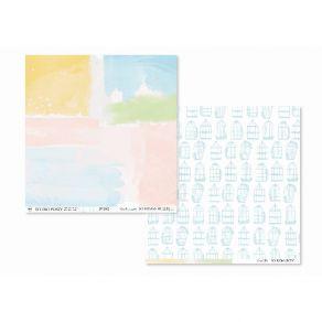 Papier imprimé SO ROMANTIC 02 par Studio Forty. Scrapbooking et loisirs créatifs. Livraison rapide et cadeau dans chaque comm...