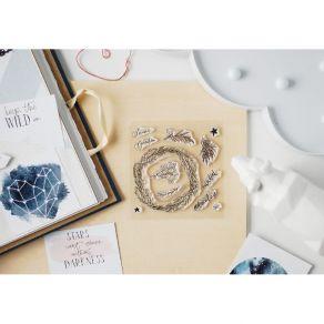 Tampons clear LUNAR GARDEN par Studio Forty. Scrapbooking et loisirs créatifs. Livraison rapide et cadeau dans chaque commande.