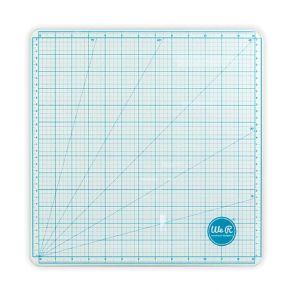 Tapis de découpe en verre PRECISION GLASS CUTTING MAT par We R Memory Keepers. Scrapbooking et loisirs créatifs. Livraison ra...
