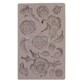 Moule Silicone FRAGRANT ROSES