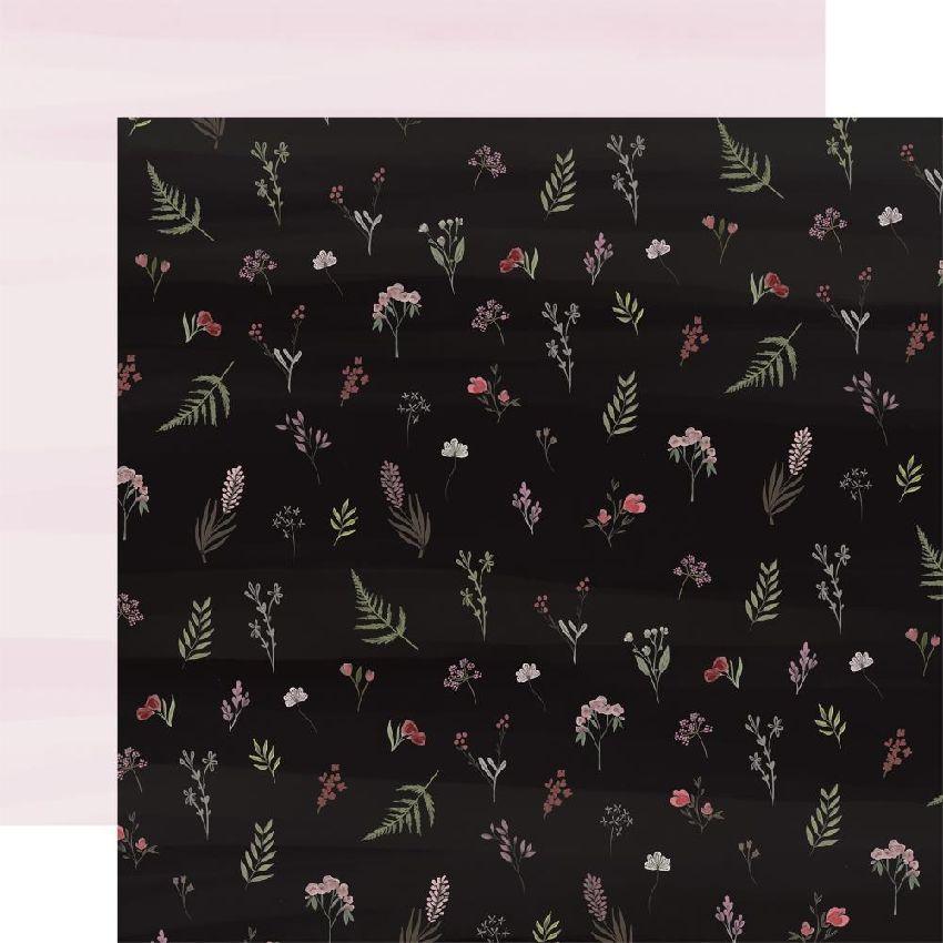 Papier imprimé Flora n°3 ELEGANT STEMS par Carta Bella. Scrapbooking et loisirs créatifs. Livraison rapide et cadeau dans cha...