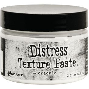 Pâte de texture Distress Tim Holtz CRACKLE