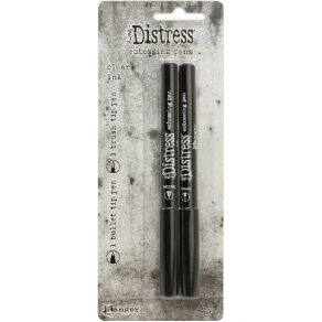 2 stylos à embosser Distress Tim Holtz EMBOSSING PEN