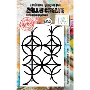 Tampon clear AALL and Create INTERSECTING CIRCLES 364