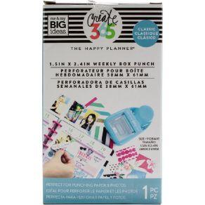 Perforatrice Happy Planner CLASSIC PUNCH par Me & My Big Ideas. Scrapbooking et loisirs créatifs. Livraison rapide et cadeau ...