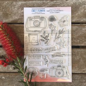 Tampon clear MEMORIES INSIDE