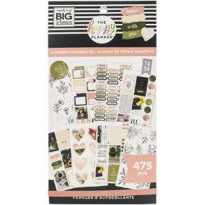 Carnet De Stickers MAMBI Happy Planner MODERN FARMHOUSE