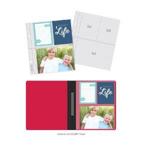 Pochettes 15 x 20 pour album Snap Flipbook POCKET 10 X 15 CM ET 7,5 X 10