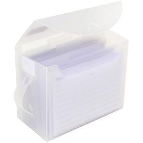 Boite de rangement à onglets FAB FILE SMALL 10 X 15 CM