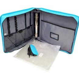 Sac de transport SCRAP RACK TURQUOISE par Totally Tiffany. Scrapbooking et loisirs créatifs. Livraison rapide et cadeau dans ...