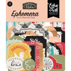 Die cuts Farmhouse Kitchen ICONS