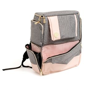Sac à dos de transport Crafter's Backpack PINK
