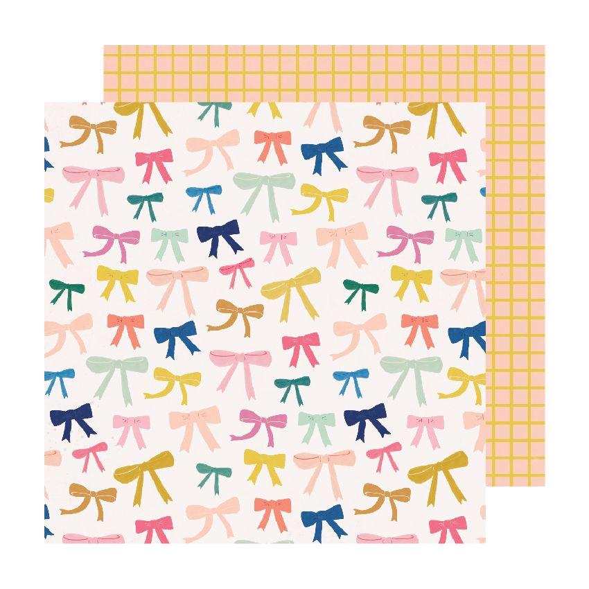 PROMO de -30% sur Papier imprimé Sweet Story PONYTAIL Crate Paper