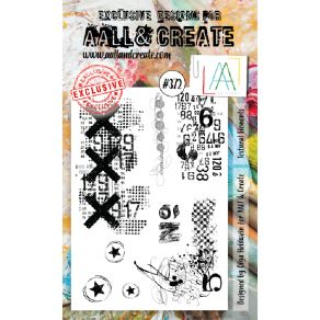 Tampons clear AALL and Create TEXTURED ELEMENTS 372 par AALL & Create. Scrapbooking et loisirs créatifs. Livraison rapide et ...