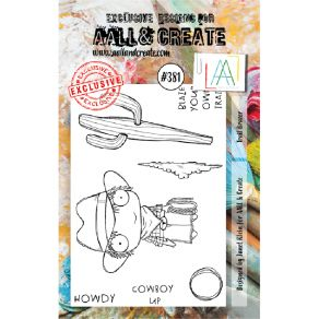 Tampons clear AALL and Create TRAIL BRAZER 381 par AALL & Create. Scrapbooking et loisirs créatifs. Livraison rapide et cadea...