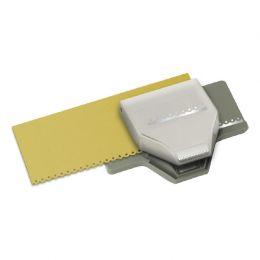 Perforatrice bordure DOTTED SCALLOP par Ek success. Scrapbooking et loisirs créatifs. Livraison rapide et cadeau dans chaque ...