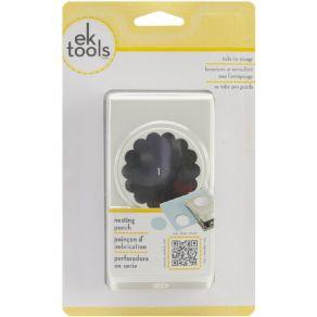 Perforatrice Large SCALLOP CIRCLE 4,5 CM par Ek success. Scrapbooking et loisirs créatifs. Livraison rapide et cadeau dans ch...