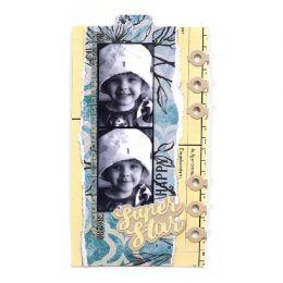 Outils de découpe SIDEKICK ESSENTIALS 6 par Elizabeth Craft Designs. Scrapbooking et loisirs créatifs. Livraison rapide et ca...