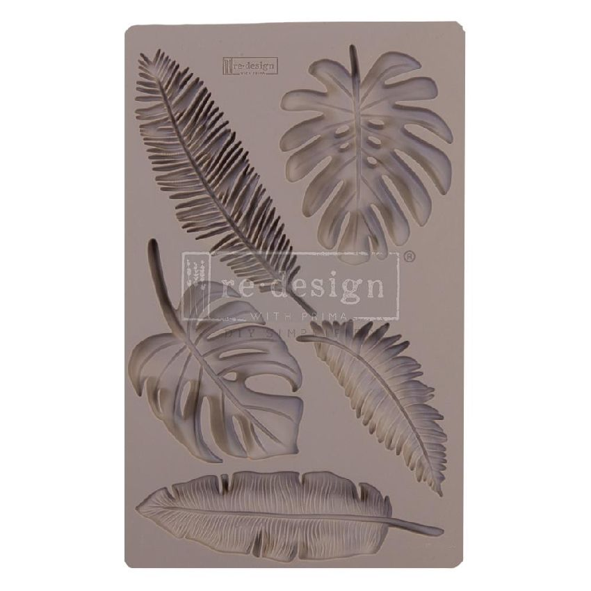 Moule silicone Finnabair MONSTERA