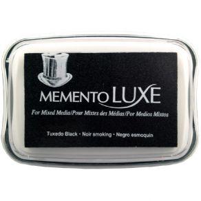 Encre Memento Luxe TUXEDO BLACK