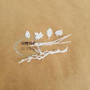 Outil de découpe BRANCHES ET FEUILLES par Comptoir du Scrap. Scrapbooking et loisirs créatifs. Livraison rapide et cadeau dan...