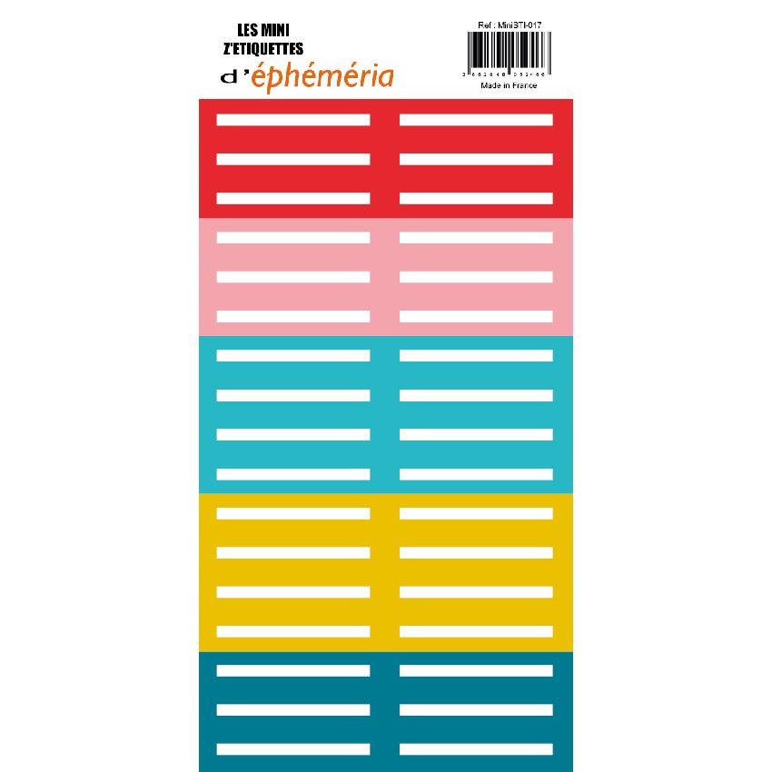 Stickers Mini Z'étiquettes DANS MA BULLE par L'Encre et l'Image. Scrapbooking et loisirs créatifs. Livraison rapide et cadeau...