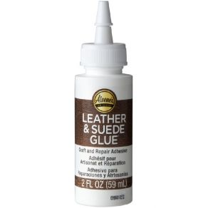 Colle pour cuirs LEATHER & SUEDE GLUE
