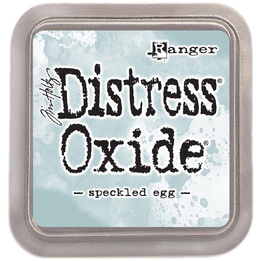 Encre Distress OXIDE SPECKLED EGG par Ranger. Scrapbooking et loisirs créatifs. Livraison rapide et cadeau dans chaque commande.