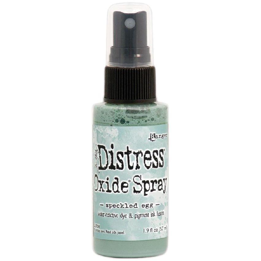 Encre en spray Distress SPECKLED EGG par Ranger. Scrapbooking et loisirs créatifs. Livraison rapide et cadeau dans chaque com...