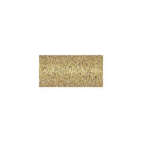 Ficelle métallique GOLD 50M par Gutermann. Scrapbooking et loisirs créatifs. Livraison rapide et cadeau dans chaque commande.