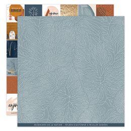 Papier imprimé OR SAISON 6 par Florilèges Design. Scrapbooking et loisirs créatifs. Livraison rapide et cadeau dans chaque co...