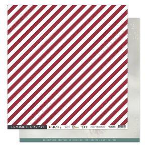 Papier imprimé OH WINTER 2 par Florilèges Design. Scrapbooking et loisirs créatifs. Livraison rapide et cadeau dans chaque co...