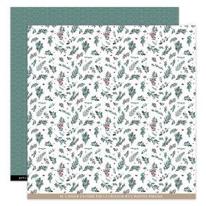 Papier imprimé OH WINTER 7 par Florilèges Design. Scrapbooking et loisirs créatifs. Livraison rapide et cadeau dans chaque co...