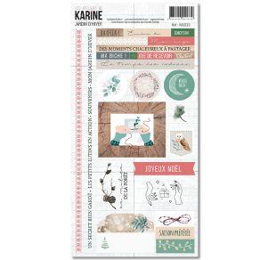 Stickers JARDIN D'HIVER 15X30