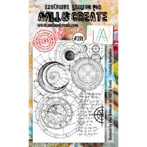Tampons clear AALL and Create CELESTIAL NAVIGATION 398