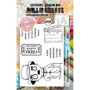 Tampons clear AALL and Create CHARLIE 428 par AALL & Create. Scrapbooking et loisirs créatifs. Livraison rapide et cadeau dan...