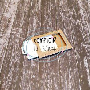 Outil de découpe TAG ET POCHETTE AJOUREE par Comptoir du Scrap. Scrapbooking et loisirs créatifs. Livraison rapide et cadeau ...