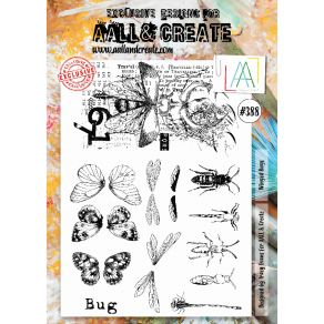 Tampons clear AALL and CREATE WINGED BUGS 388