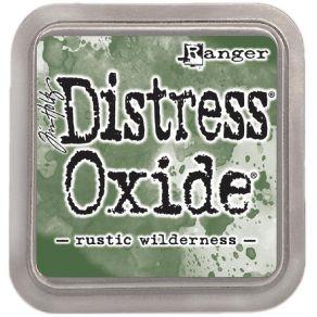 Encre Distress OXIDE RUSTIC WILDERNESS par Ranger. Scrapbooking et loisirs créatifs. Livraison rapide et cadeau dans chaque c...