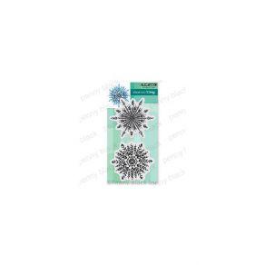 Tampons clear SNOWFALL par Penny Black. Scrapbooking et loisirs créatifs. Livraison rapide et cadeau dans chaque commande.