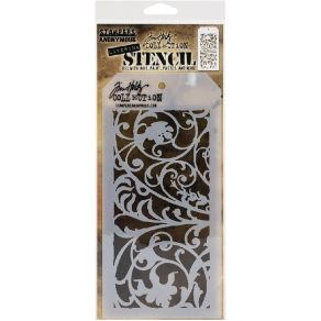 Pochoir Tim Holtz IRONWORK LAYERED