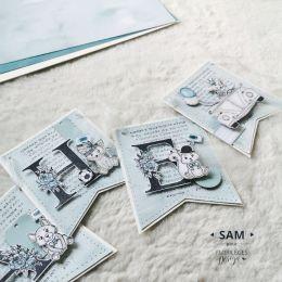 Coffret créatif LES CHOUPINOUS FORET par Florilèges Design. Scrapbooking et loisirs créatifs. Livraison rapide et cadeau dans...