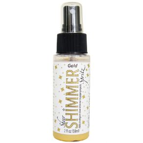 Encre en spray Sheer Shimmer Spritz GOLD