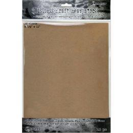 10 feuilles de papier Tim Holtz Distress Mixed Media HEAVYSTOCK KRAFT