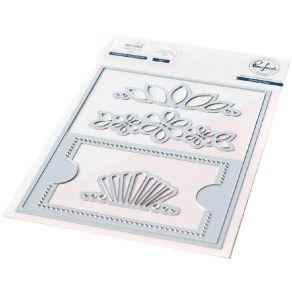 Outils de découpe FILLABLE GIFT CARD HOLDER