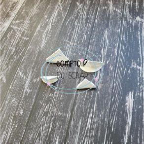 Outils de découpe COINS PHOTOS TRIANGLES 2 TAILLES A PLIER par Comptoir du Scrap. Scrapbooking et loisirs créatifs. Livraison...